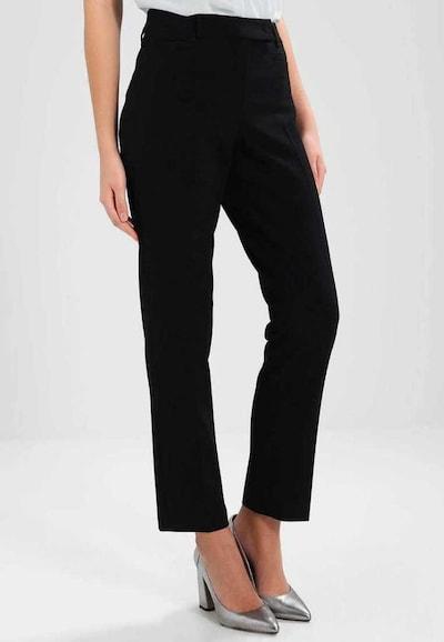 TAIFUN Stoffhosen in schwarz, Modelansicht