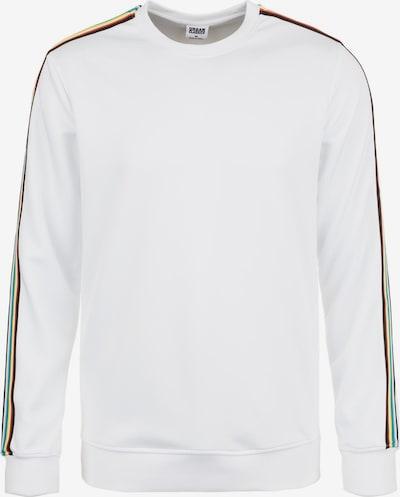 Urban Classics Sweatshirt in de kleur Gemengde kleuren / Wit, Productweergave