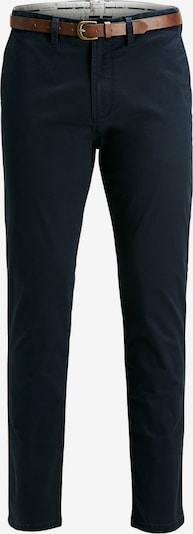 """""""Chino"""" stiliaus kelnės 'Cody Spencer' iš JACK & JONES, spalva – tamsiai mėlyna, Prekių apžvalga"""