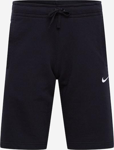 Nike Sportswear Nohavice - čierna / biela, Produkt