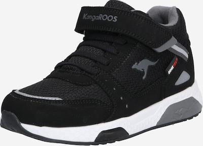 KangaROOS Sneaker 'Kadee Taro RTX' in grau / schwarz, Produktansicht