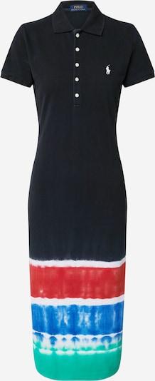 vegyes színek / fekete POLO RALPH LAUREN Nyári ruhák 'NVTY JUL DRS-SHORT SLEEVE-CASUAL DRESS', Termék nézet
