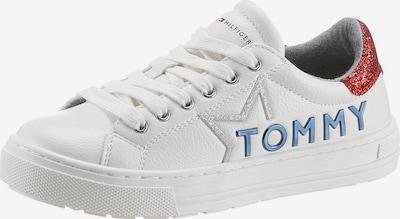 TOMMY HILFIGER Tenisice u plava / crvena / bijela, Pregled proizvoda