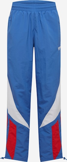 Reebok Classic Hlače | modra / rdeča / bela barva, Prikaz izdelka