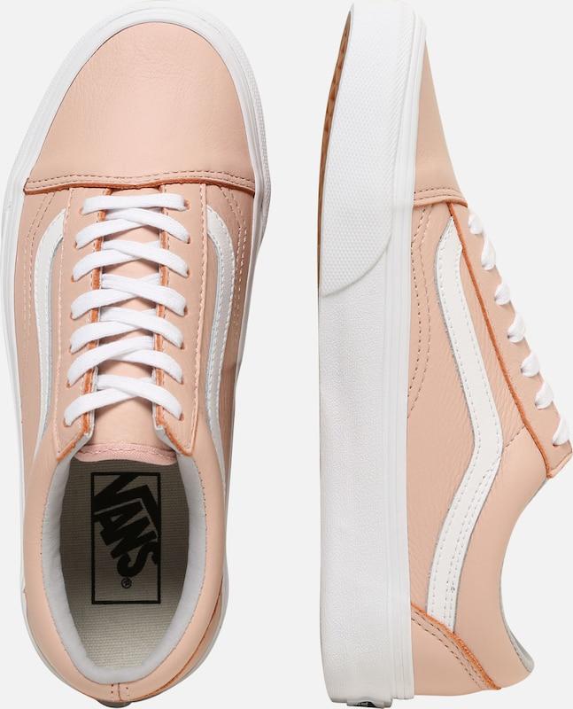 'ua Weiß Vans Skool' Old Sneaker Rosa HAwwzFq