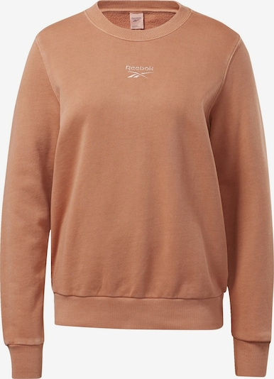 Reebok Classic Shirt in braun, Produktansicht
