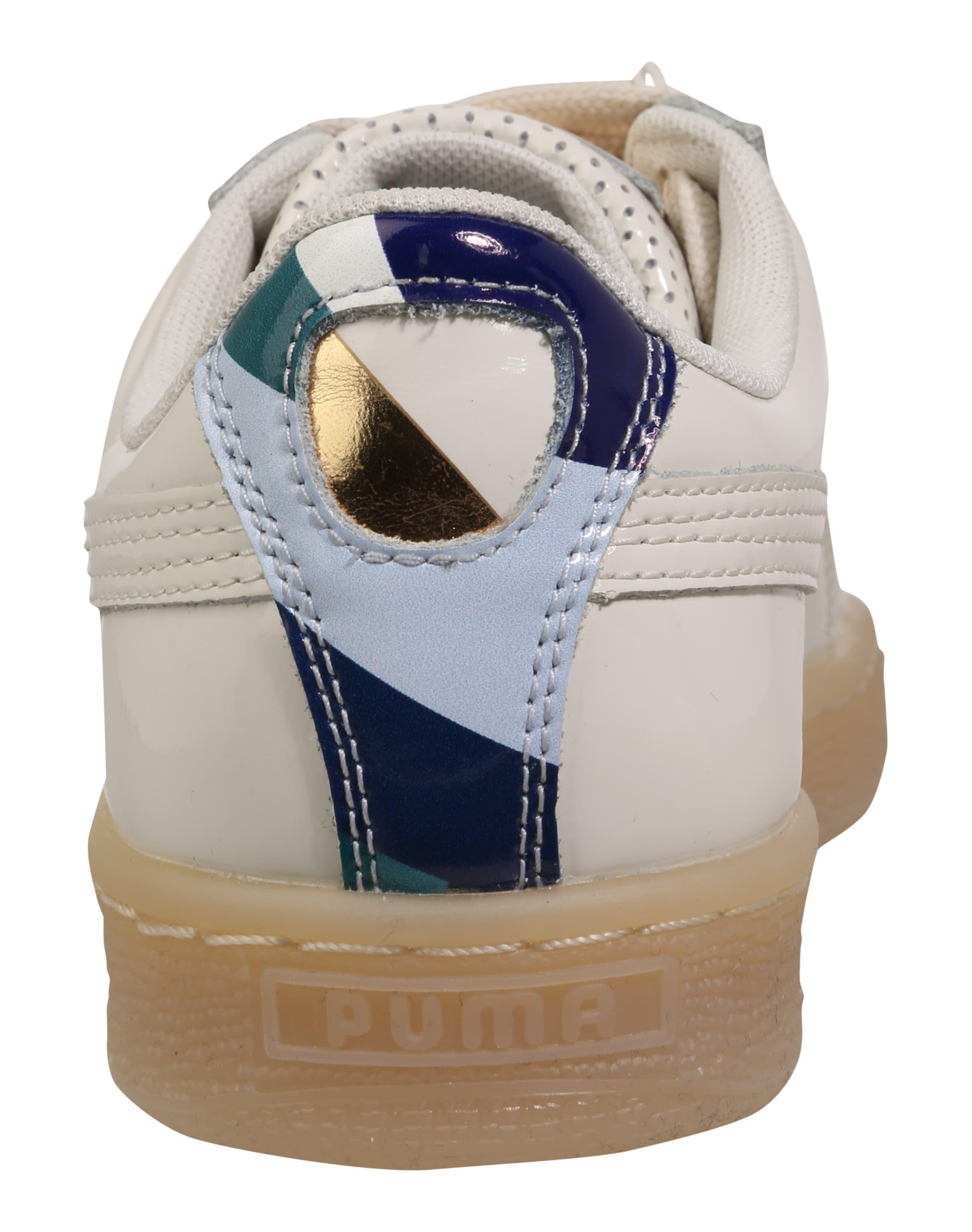 Basket' Laag Crème Puma In 'careaux Sneakers aATwqptxq