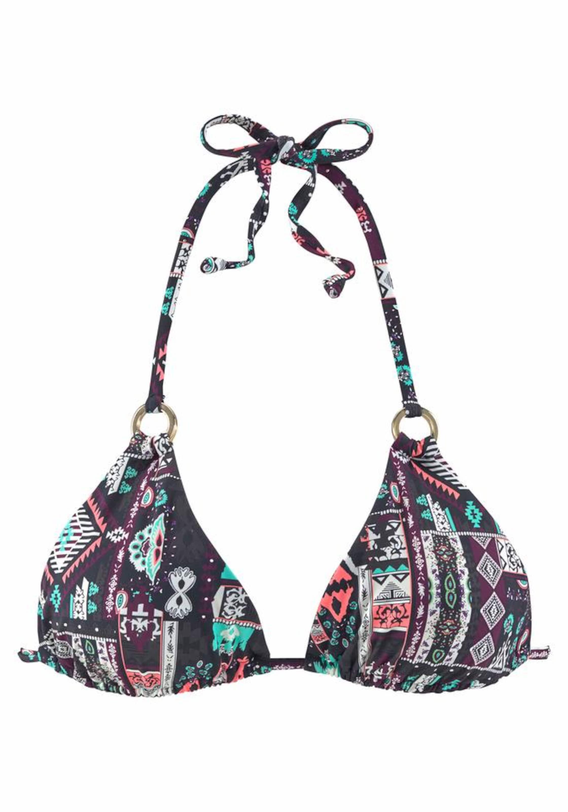 LASCANA Haut de bikini 'Kati' en mélange de couleurs noir Dernière arrivée 567153591 Vêtements Femme QIRYOVG