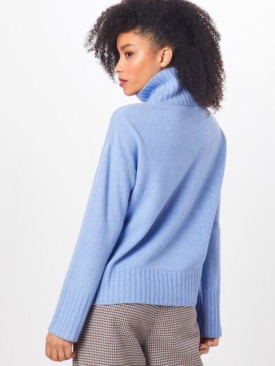 Megztinis '22008' iš LAUREL , spalva - mėlyna: Vaizdas iš galinės pusės