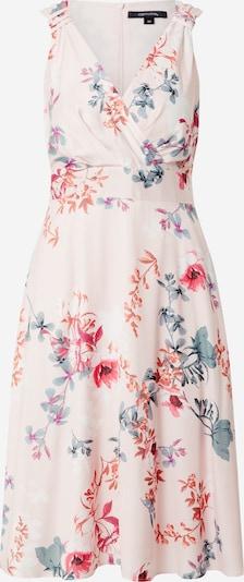COMMA Kleid in mischfarben / hellpink, Produktansicht