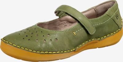 JOSEF SEIBEL Ballerina 'Fergey 77' in grasgrün, Produktansicht