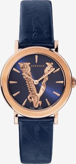 VERSACE Uhr 'Virtus' in marine / gold, Produktansicht