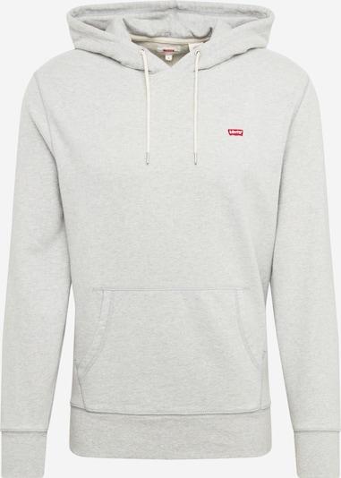 LEVI'S Sweatshirt in de kleur Grijs gemêleerd, Productweergave
