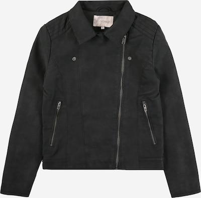 KIDS ONLY Prehodna jakna | črna barva, Prikaz izdelka