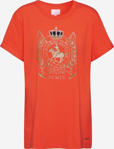La Martina Koszulka 'PWRE31-JS092' w kolorze czerwonym, Podgląd produktu