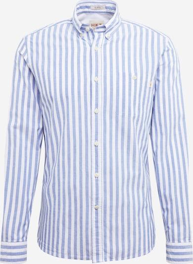 HKT by HACKETT Hemd in blau / weiß, Produktansicht