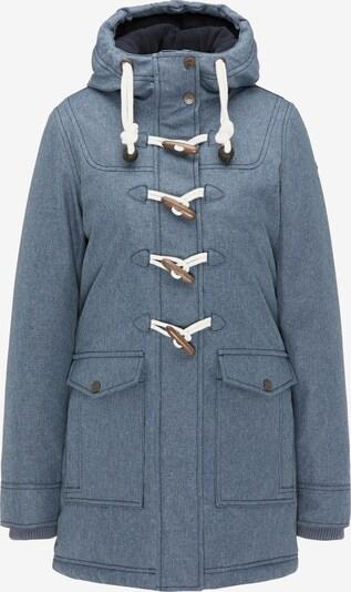 DREIMASTER Mantel in taubenblau, Produktansicht