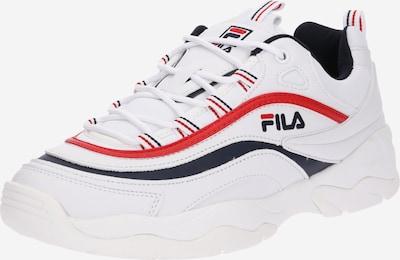 FILA Sneaker 'Ray' in nachtblau / rot / weiß, Produktansicht