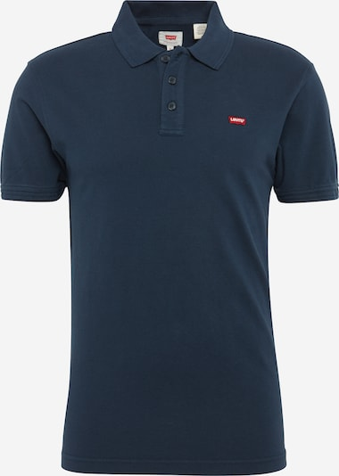 LEVI'S Poloshirt 'HOUSEMARK' in dunkelblau, Produktansicht