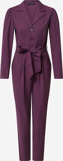 Trendyol Combinaison en violet, Vue avec produit