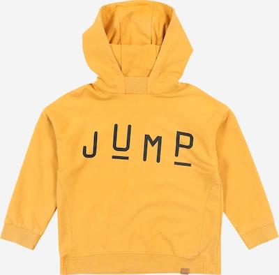 Hust & Claire Sweatshirt 'Snorre' in gelb / schwarz, Produktansicht