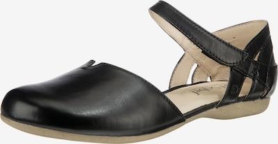 JOSEF SEIBEL Ballerina 'Fiona 67' in schwarz, Produktansicht