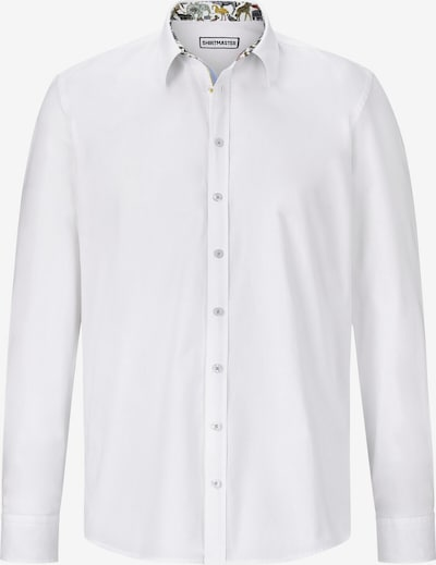 Shirtmaster Hemd ' Sleepingtiger ' in weiß, Produktansicht