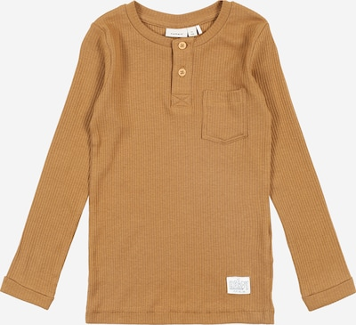 NAME IT Shirt 'Kaoli' in bronze, Produktansicht