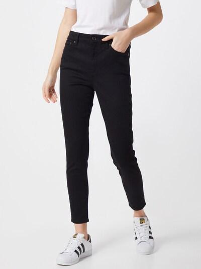Lauren Ralph Lauren Jeans in black denim, Modelansicht