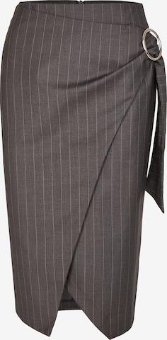 Nicowa Skirt 'AREDA' in Grey