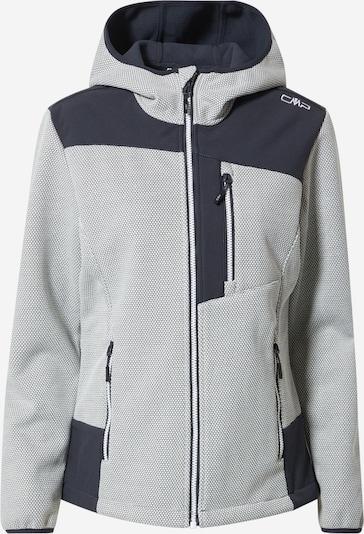 CMP Jacke in blau / grau, Produktansicht