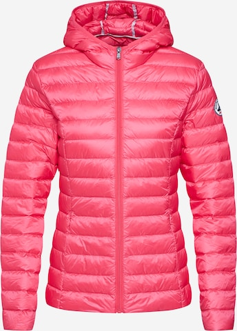 JOTT Φθινοπωρινό και ανοιξιάτικο μπουφάν 'CLOE' σε ροζ