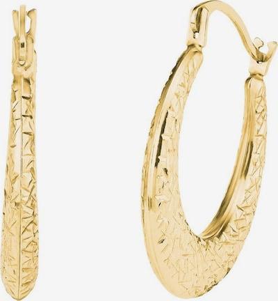 AMOR Paar Creolen »2027704« in gold, Produktansicht