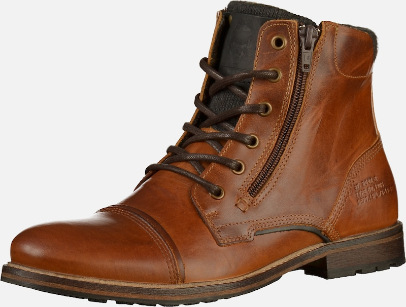 BULLBOXER Stiefelette Stiefelette Stiefelette Verschleißfeste billige Schuhe Hohe Qualität ebe77c