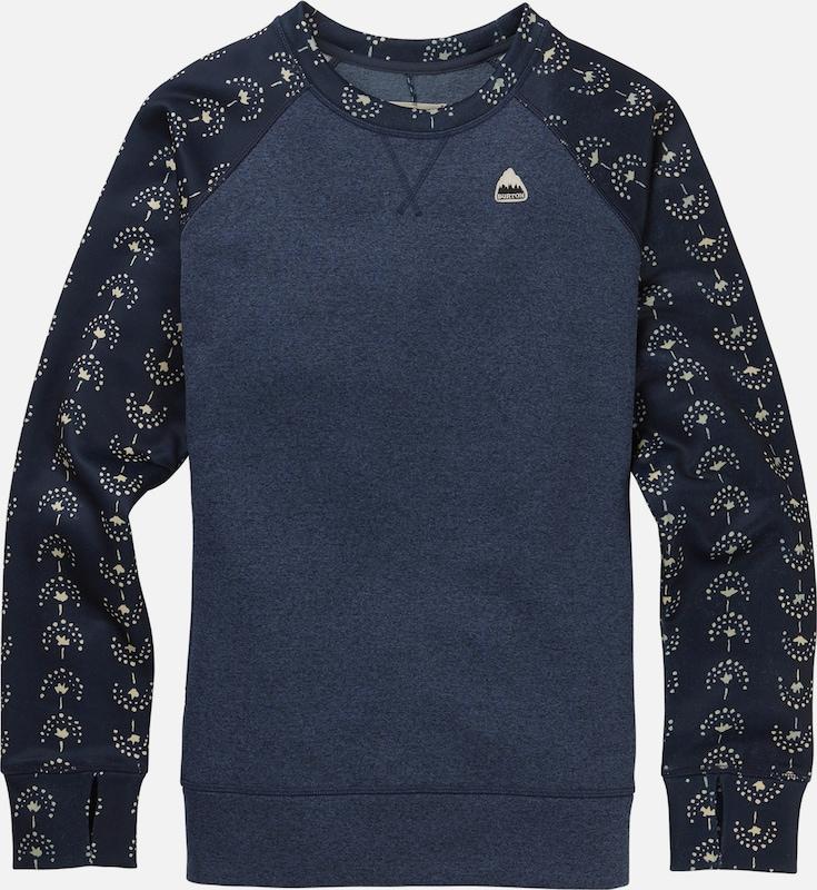 BURTON Oak Crew Sweatshirt in blau  Mode neue Kleidung