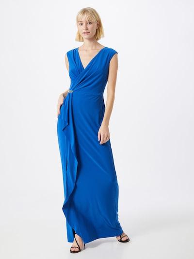kék Lauren Ralph Lauren Estélyi ruhák 'RYDER': Elölnézet