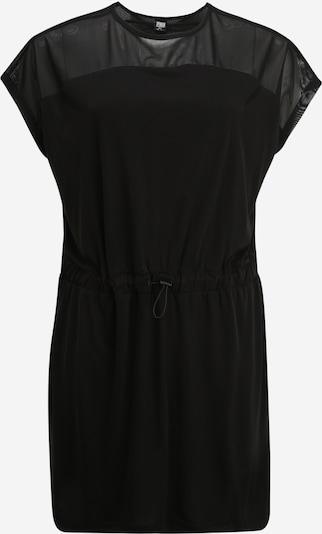 Urban Classics Curvy Jurk in de kleur Zwart, Productweergave