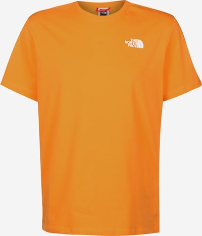 THE NORTH FACE T-Shirt ' Easy ' in orange, Produktansicht