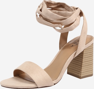 CALL IT SPRING Sandalette 'KIMMII' in beige: Frontalansicht