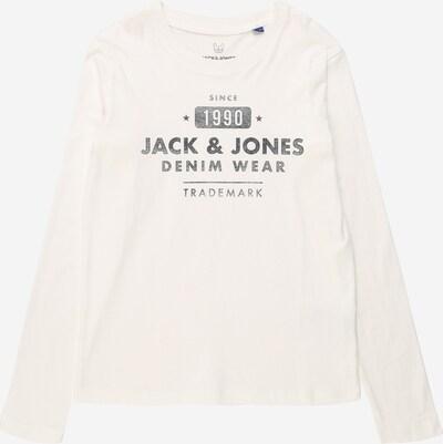 Jack & Jones Junior Shirt in elfenbein, Produktansicht