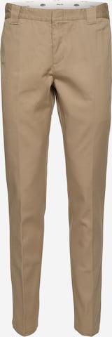 Pantalon chino DICKIES en beige