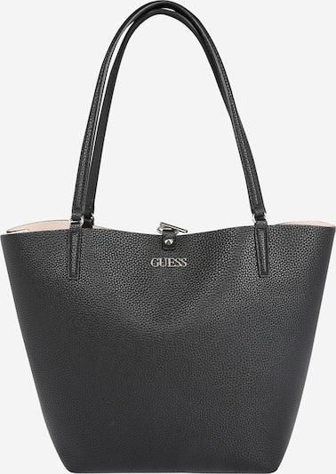 GUESS Shopper in de kleur Rosa / Zwart, Productweergave