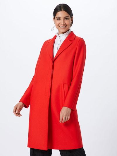 Palton de primăvară-toamnă 'Oluise' BOSS pe roșu, Vizualizare model