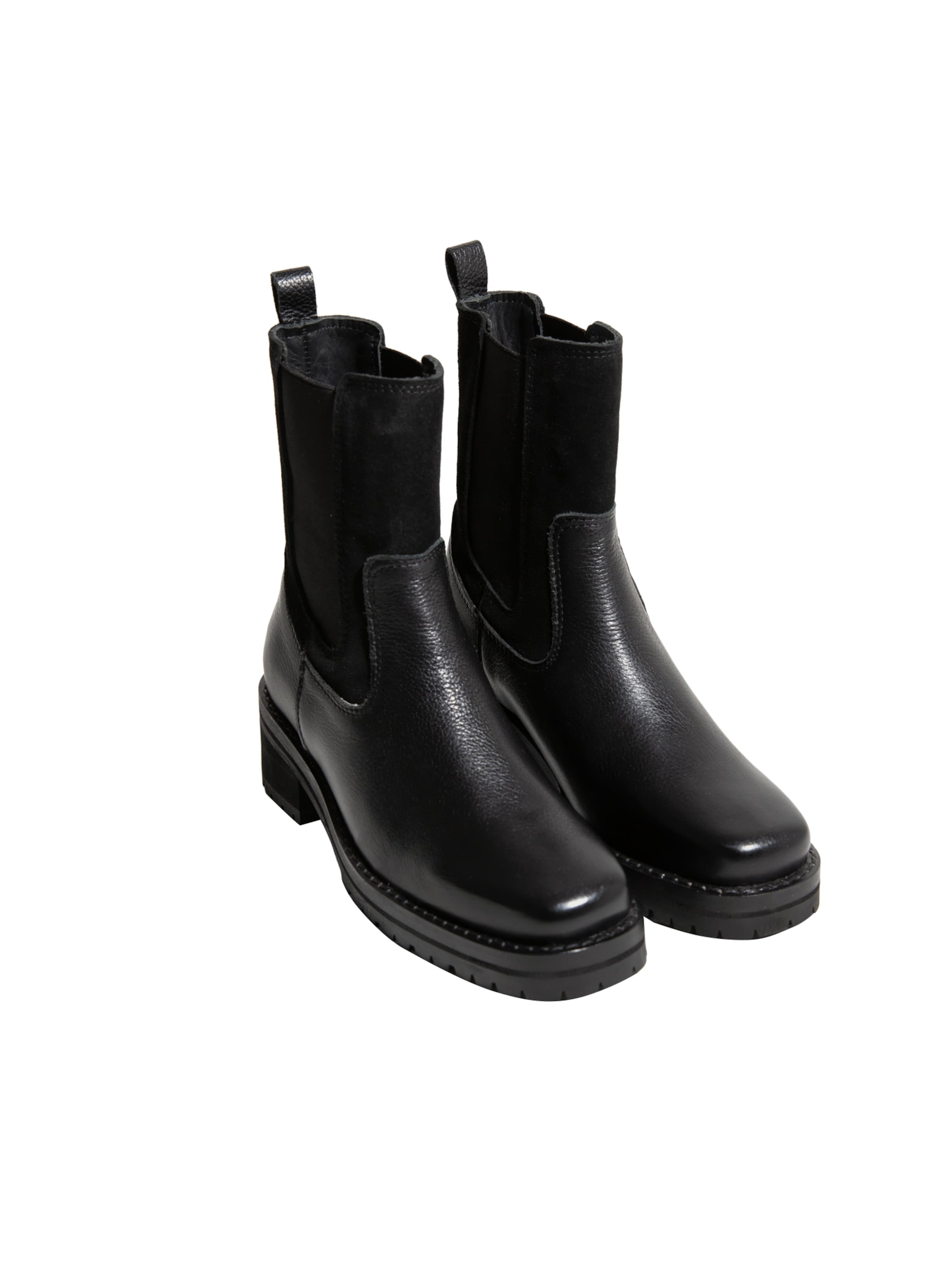Schwarz Edited 'leilani' Boots Edited In Boots UzjLVGSMqp