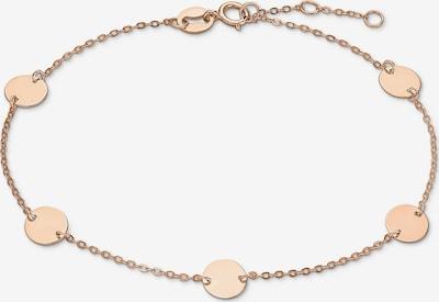 CHRIST Armband in gold / rosegold, Produktansicht