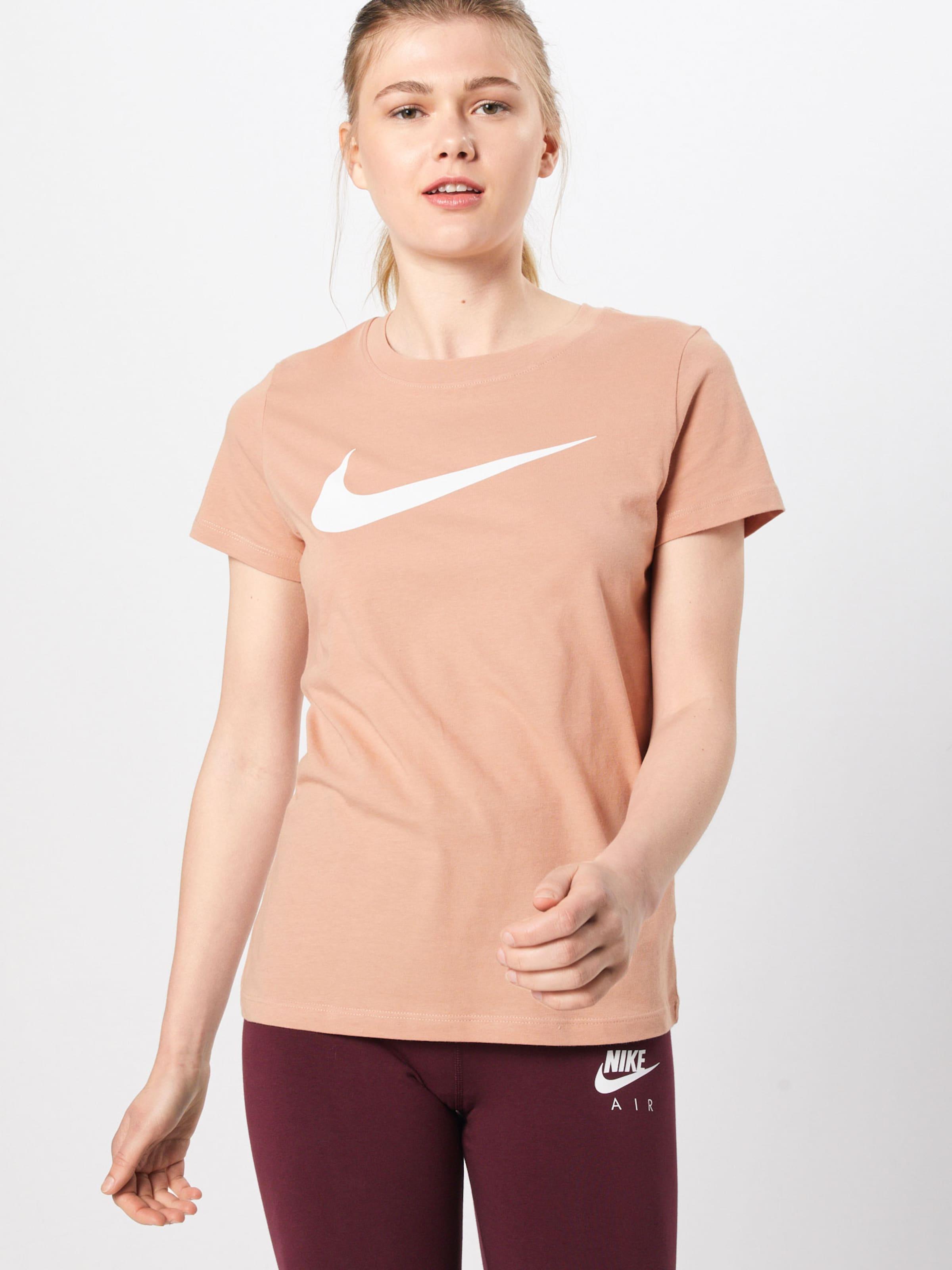 RoseBlanc En T Sportswear 'swoosh' Nike shirt b76Yfygv