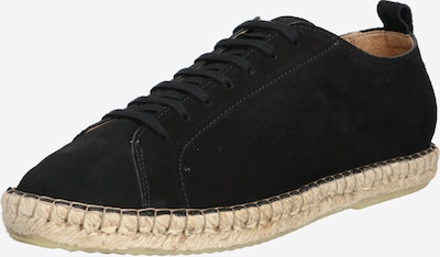 ROYAL REPUBLIQ Espadrillid 'PILGRIM SUEDE DERBY SHOE' must, Tootevaade