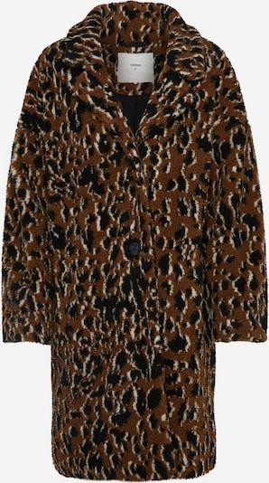 Palton de primăvară-toamnă 'belinde' minimum pe maro / negru, Vizualizare produs