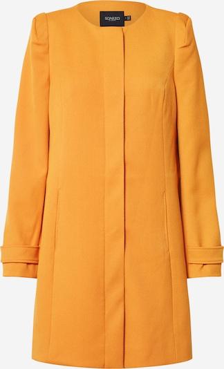SOAKED IN LUXURY Mantel 'Katie' in orange, Produktansicht