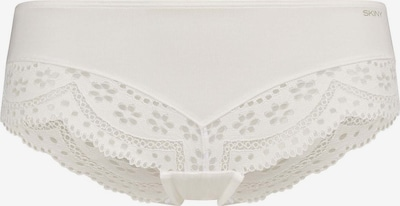 Skiny Panty 'Nature Love' in white, Item view